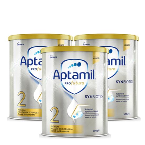 Aptamil Profuturo Stage 2 (6-12 months) 900g x 3