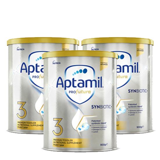 Aptamil Profuturo Stage 3 (12-36 months) 900g x 3