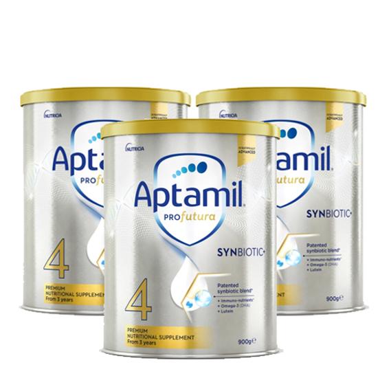 Aptamil Profuturo Stage 4 (36 months+) 900g x 3