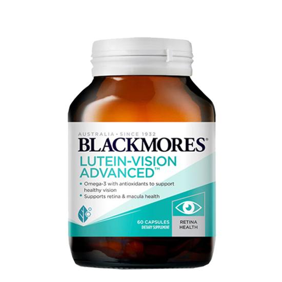 Blackmores Lutein-Vision Advanced 60 caps