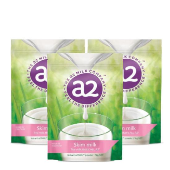 [Flyway] A2 Adult Trim Milk Powder x 3