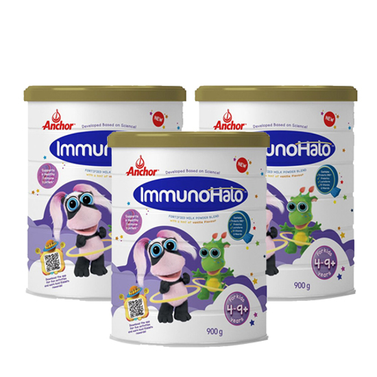 [Flyway] Anthor ImmunoHalo For kids 4-9 years 900g *3